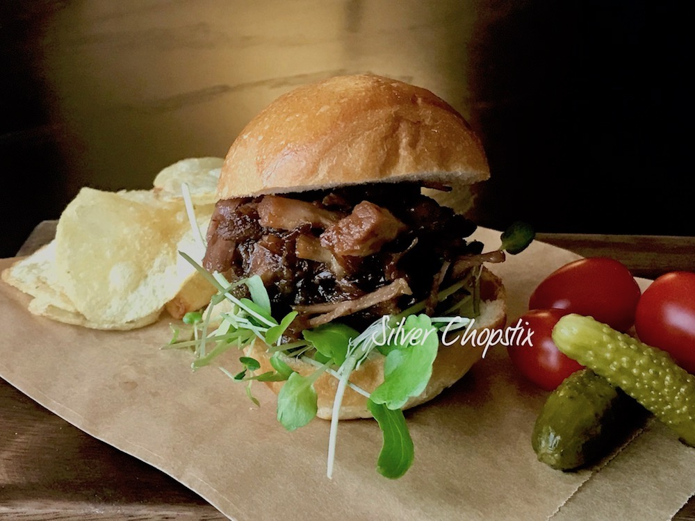 Pork Adobo Sliders