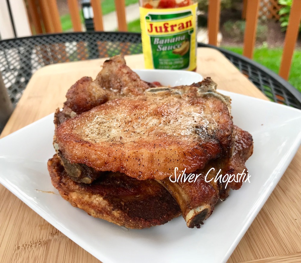 Filipino Style Pork Chops