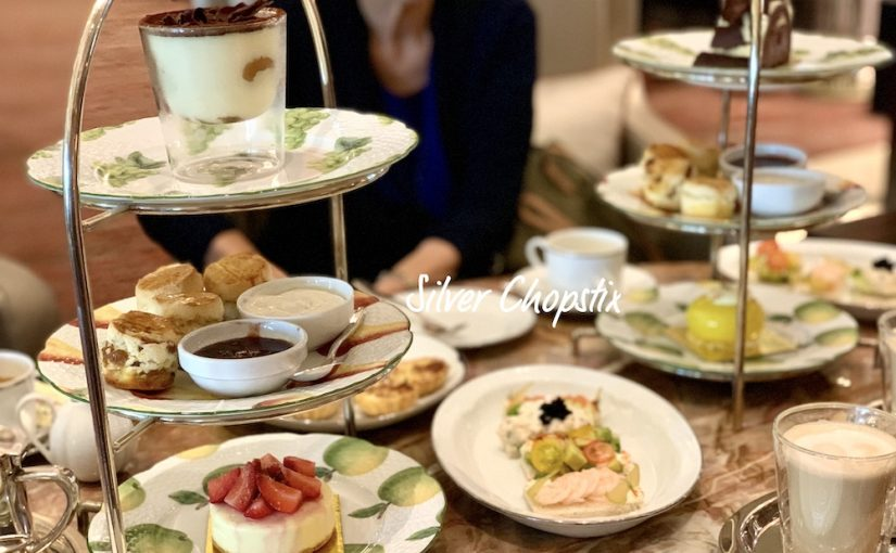 Afternoon Tea at the Grand Hyatt Manila