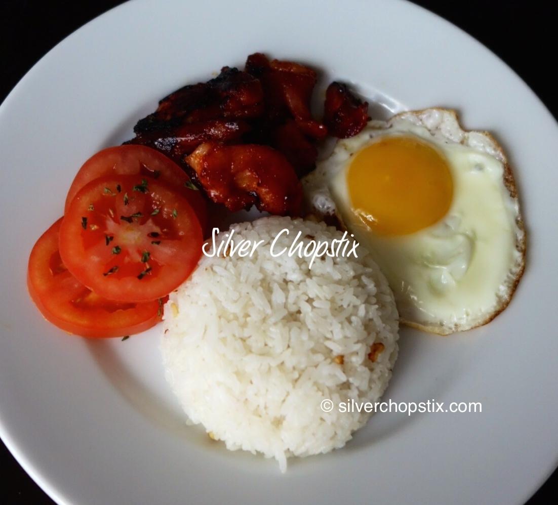 Traditional Filipino Breakfast