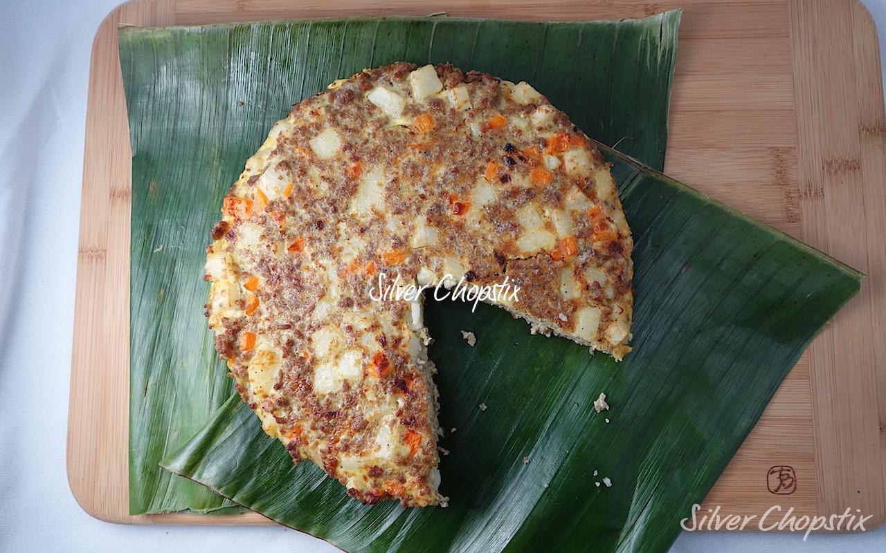 Tortang Giniling (Filipino Frittata)