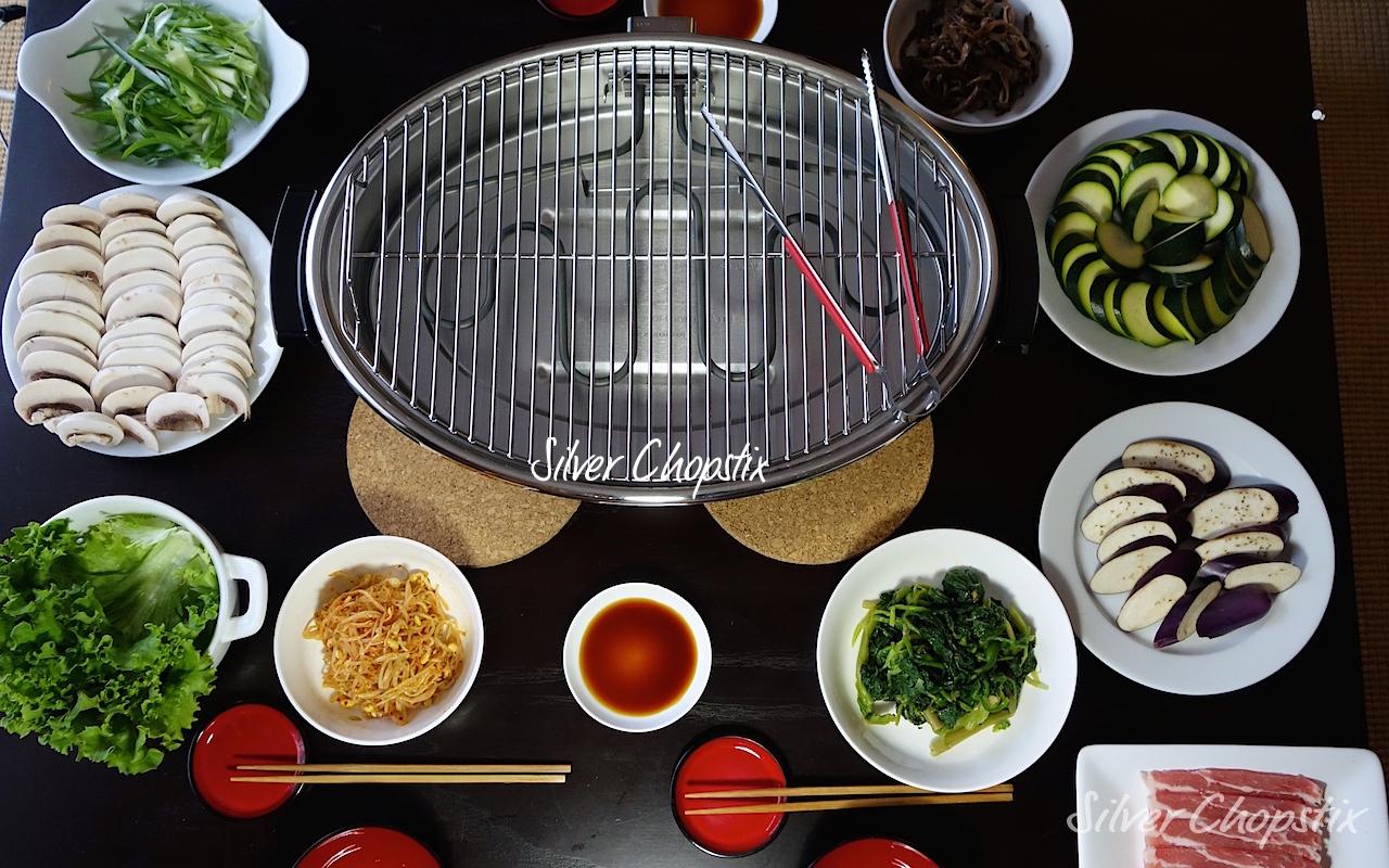 Korean BBQ at Home