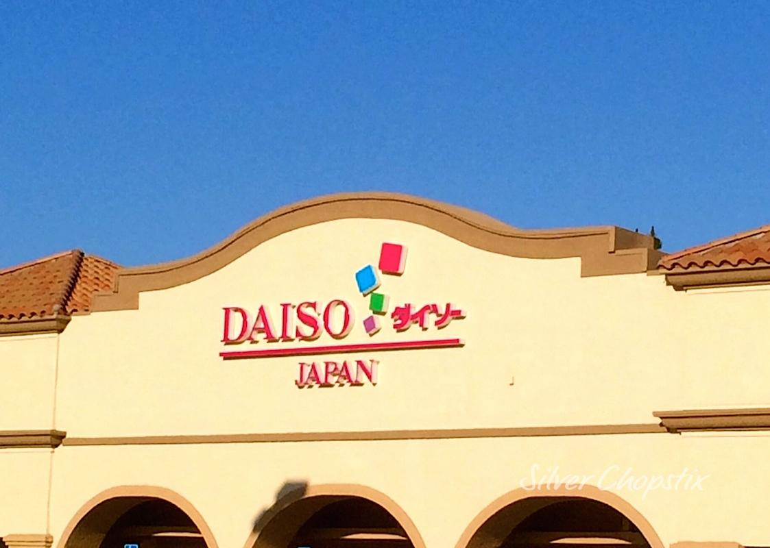Visit to Daiso and Marukai