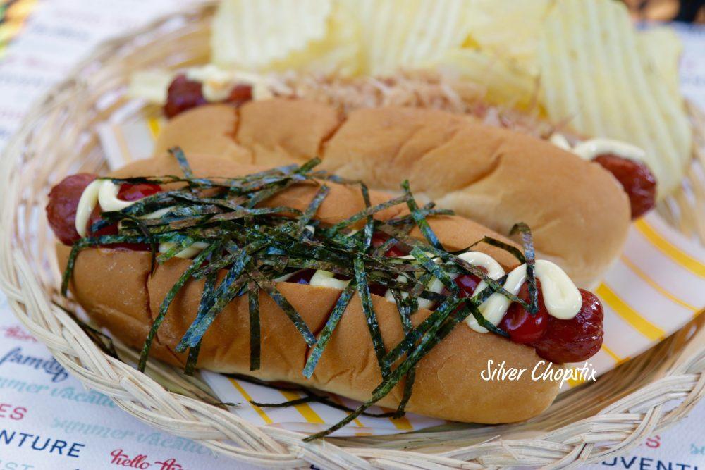 Asian Hot Dog