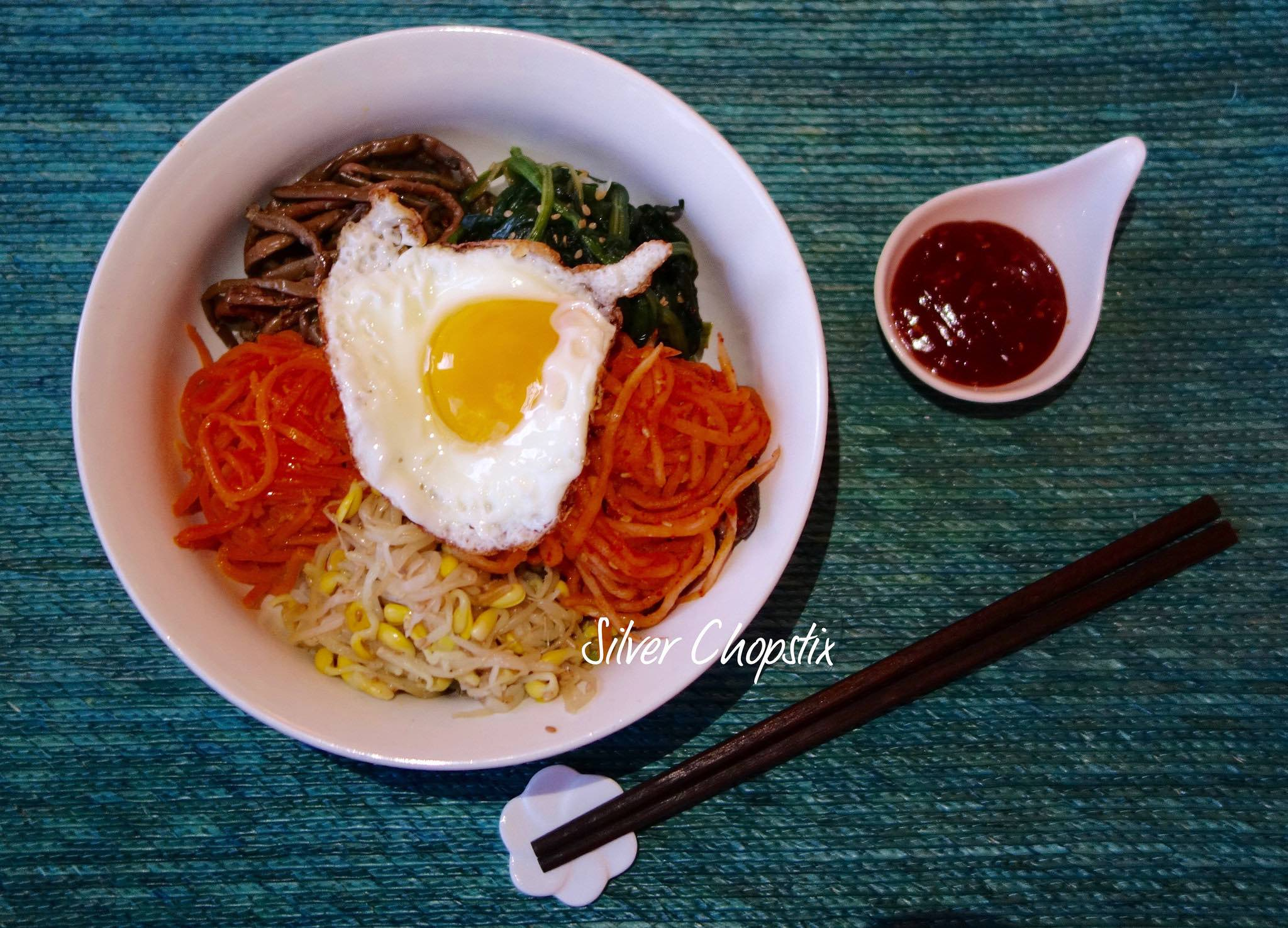Bibimbap Made Easy