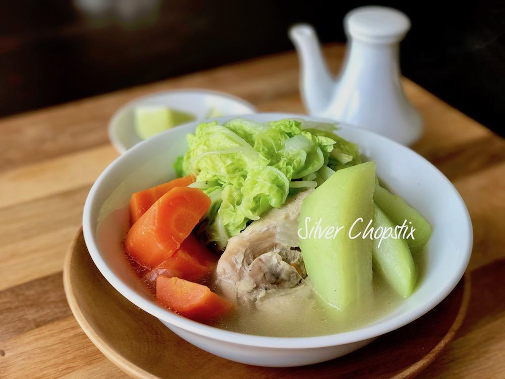 Chicken Nilaga (Filipino Chicken Soup)