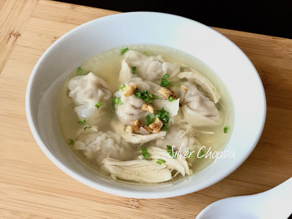 Pancit Molo (Filipino Wonton Soup)