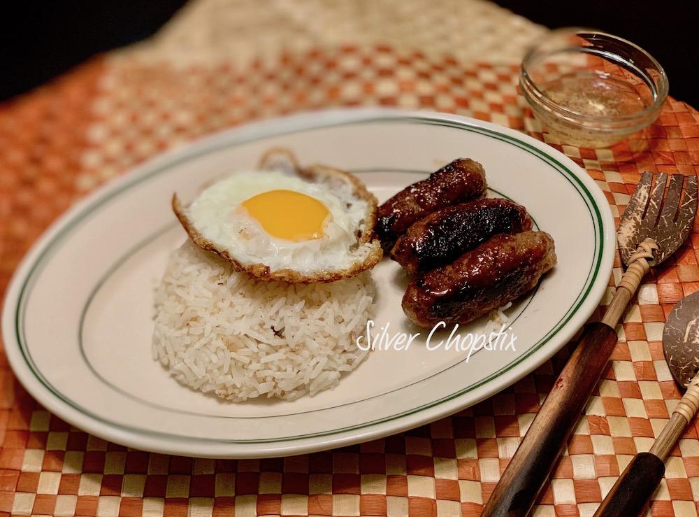 Skinless Longanisa  (Filipino Sausage)