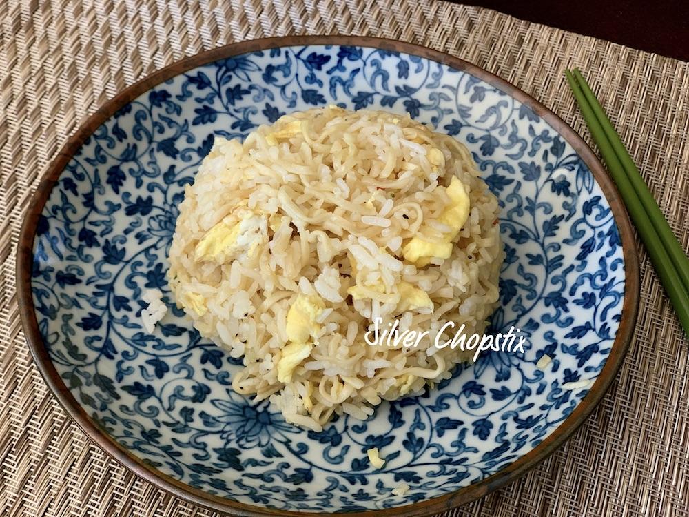 Instant Ramen Fried Rice